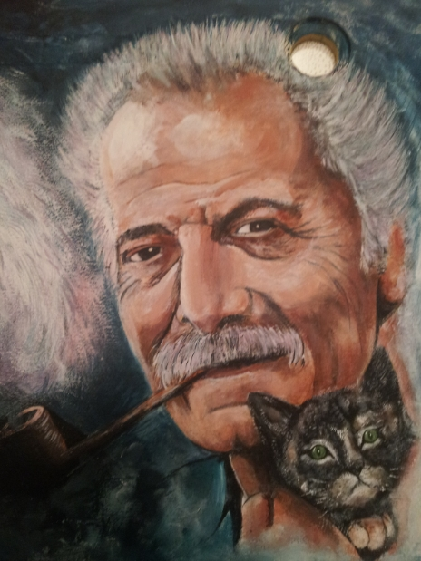 Georges Brassens by rom1-cloclo